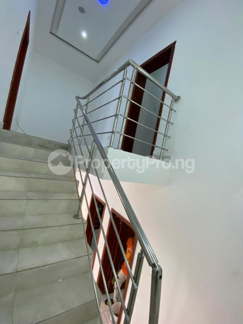 4 bedroom Semi Detached Duplex for sale Second Toll Gate chevron Lekki Lagos - 13
