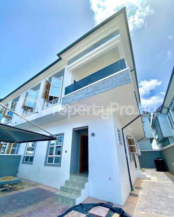 4 bedroom Semi Detached Duplex House for sale - chevron Lekki Lagos - 0