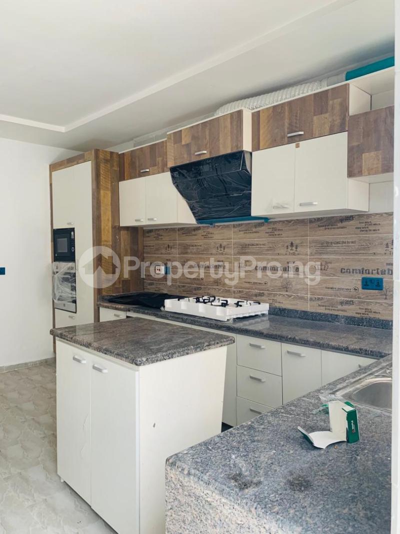 4 bedroom Semi Detached Duplex House for rent chevron Lekki Lagos - 12
