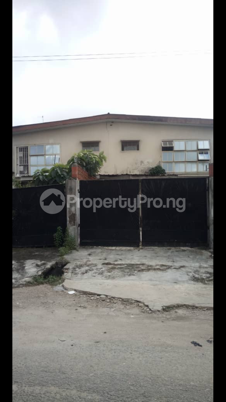 4 bedroom Semi Detached Duplex House for sale Phase 1 Gbagada Lagos - 0