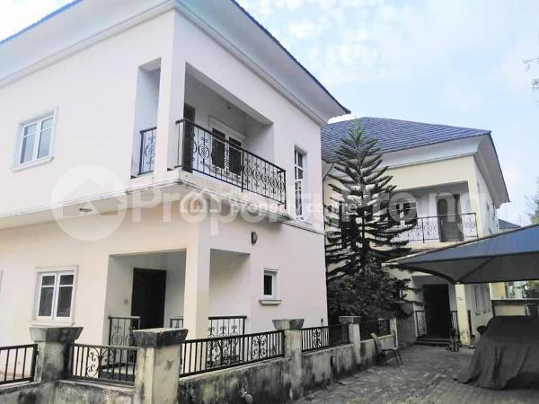 4 bedroom Semi Detached Bungalow House for sale Carlton Gate Estate, chevron Lekki Lagos - 0