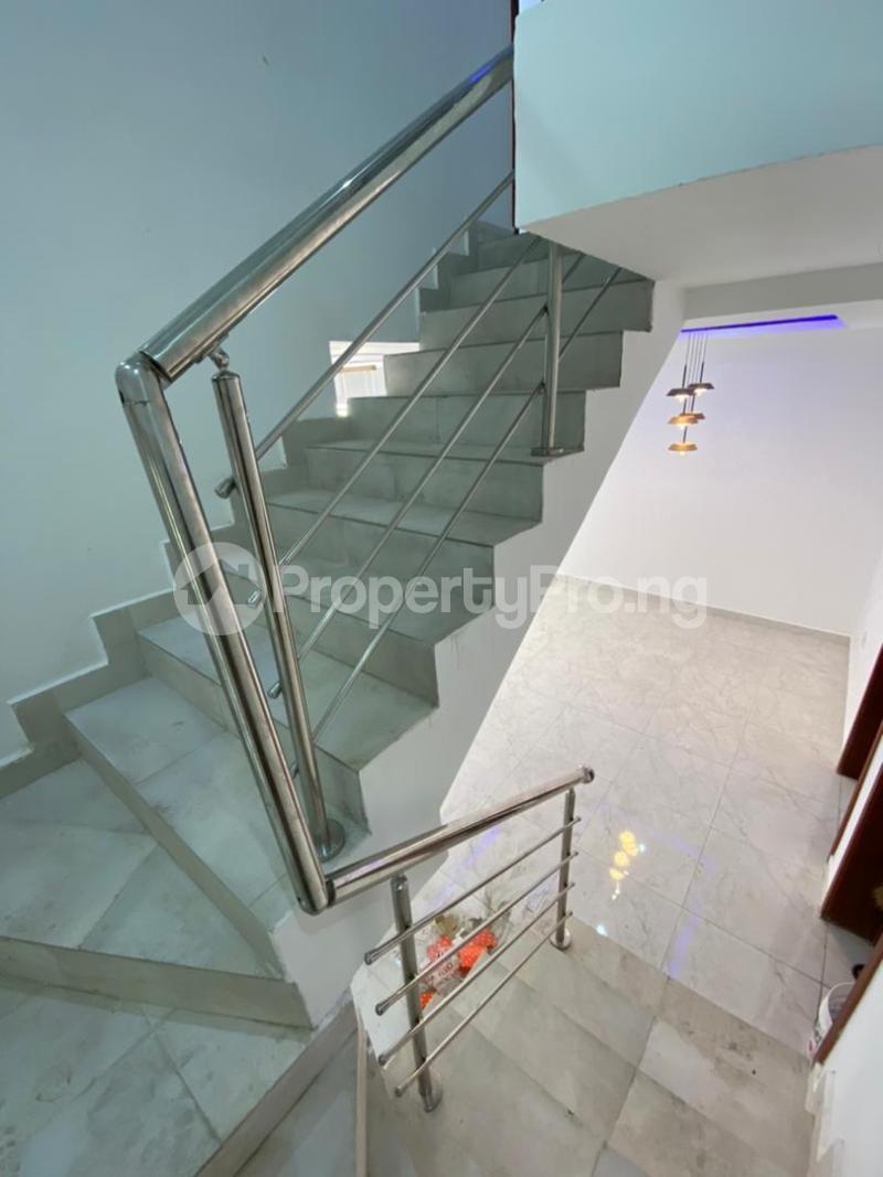 4 bedroom Semi Detached Duplex for sale Second Toll Gate chevron Lekki Lagos - 15