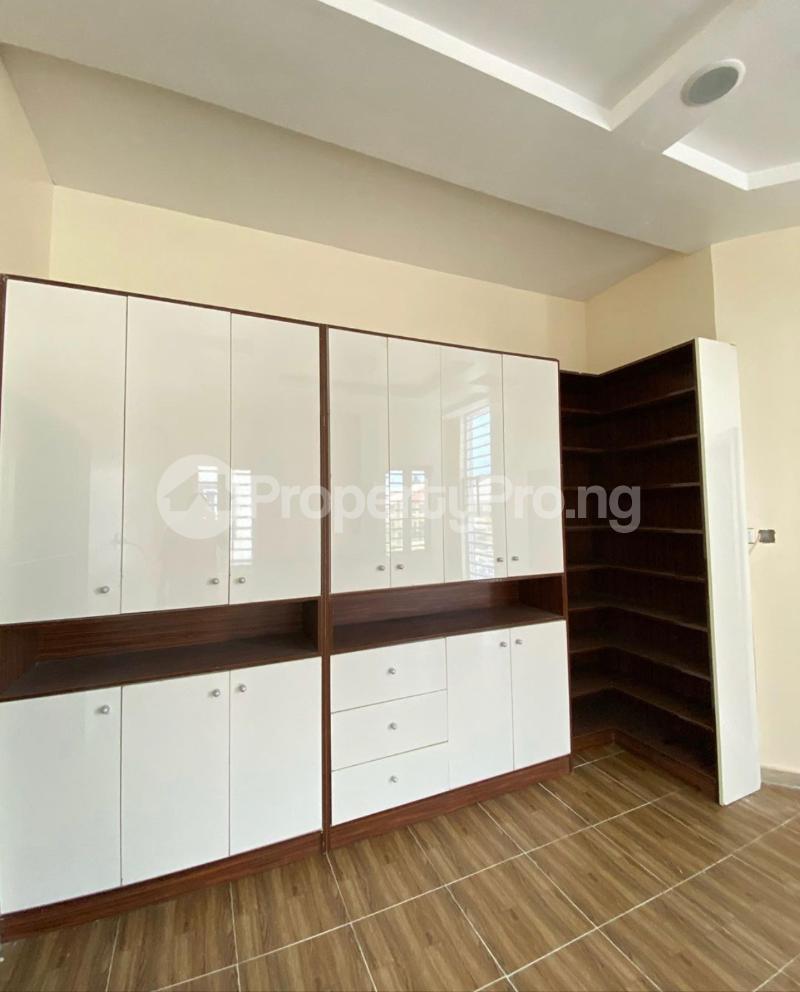 4 bedroom Semi Detached Duplex House for sale 2nd Tollgate Orchild Road Lakeview Estate Lekki Phase 2 Lekki Lagos - 7