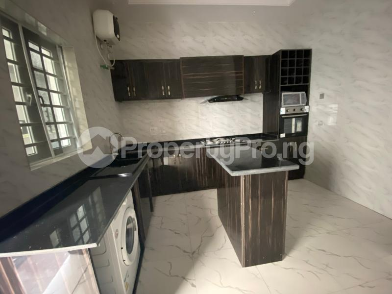 4 bedroom Semi Detached Duplex for sale chevron Lekki Lagos - 4