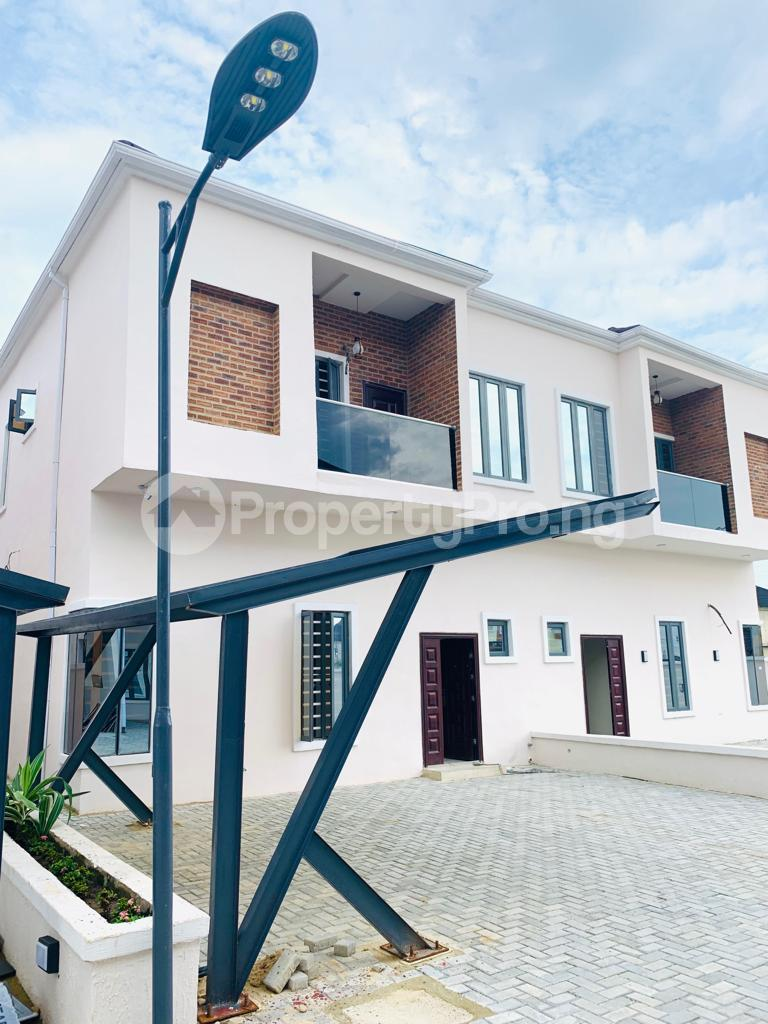 4 bedroom Semi Detached Duplex House for rent Ikota Lekki Lagos - 10