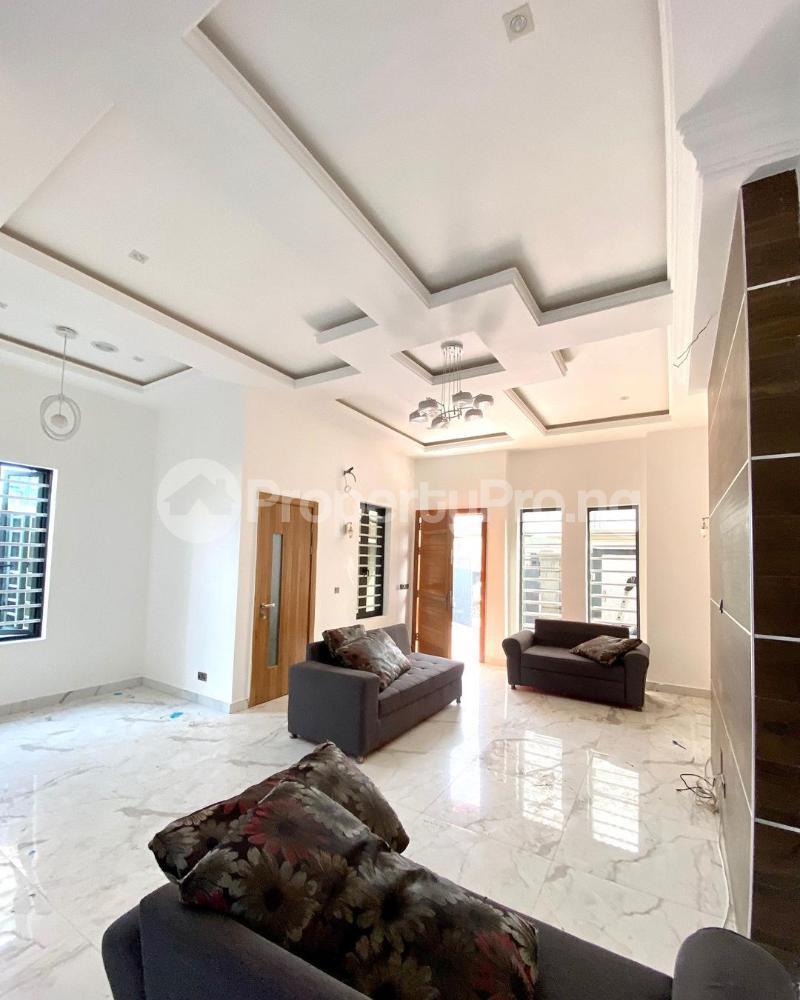 4 bedroom Semi Detached Duplex House for sale Ikate Ikate Lekki Lagos - 9