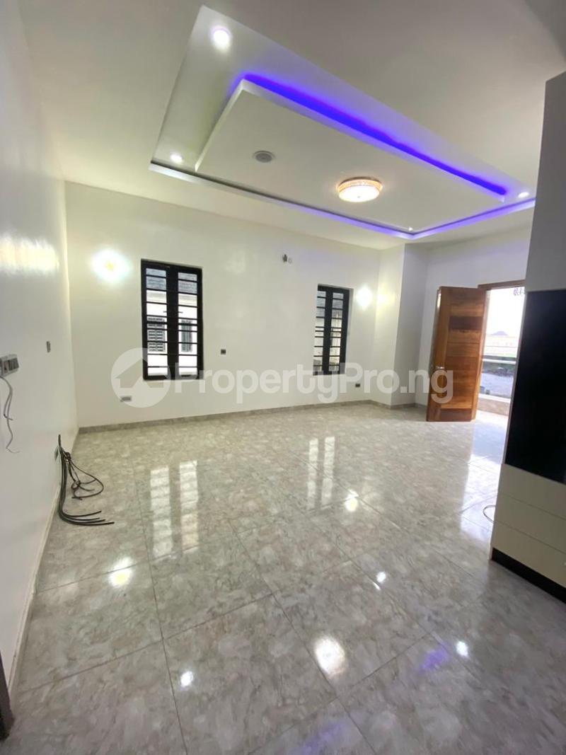 4 bedroom Semi Detached Duplex for sale Second Toll Gate chevron Lekki Lagos - 21