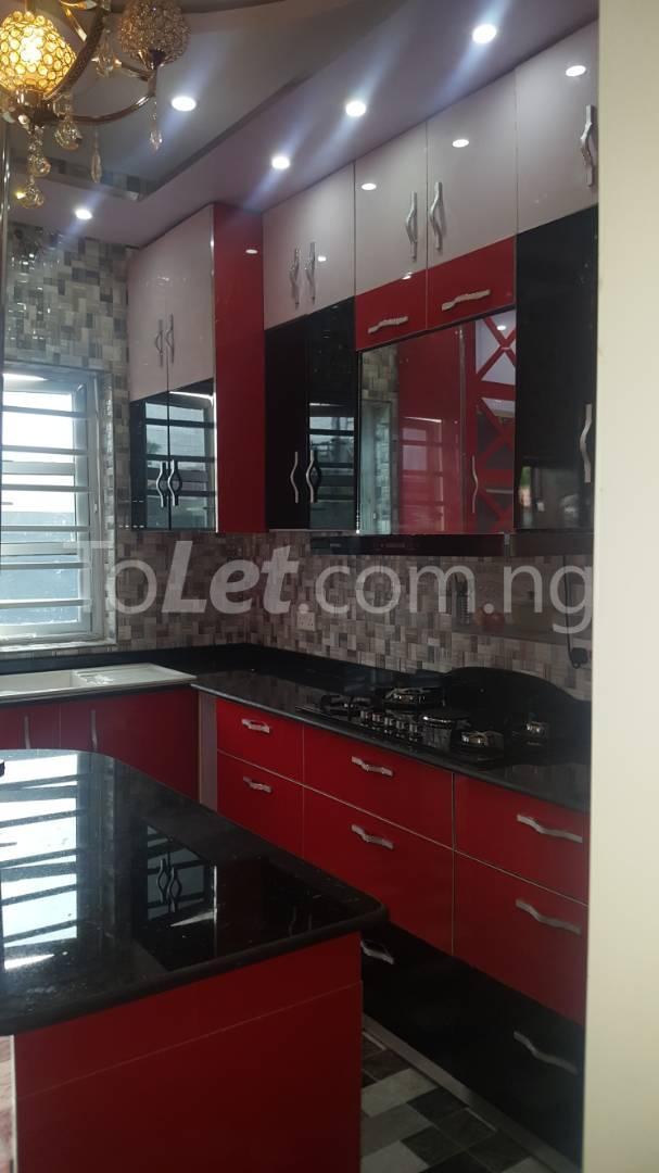 4 bedroom House for sale Olive Park Estate Sangotedo Ajah Lagos - 19