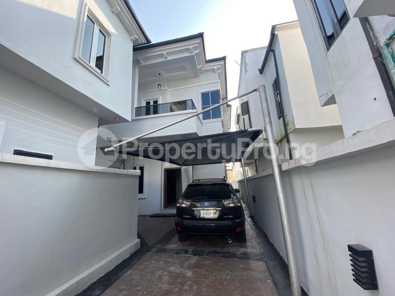 4 bedroom Semi Detached Duplex for sale chevron Lekki Lagos - 0