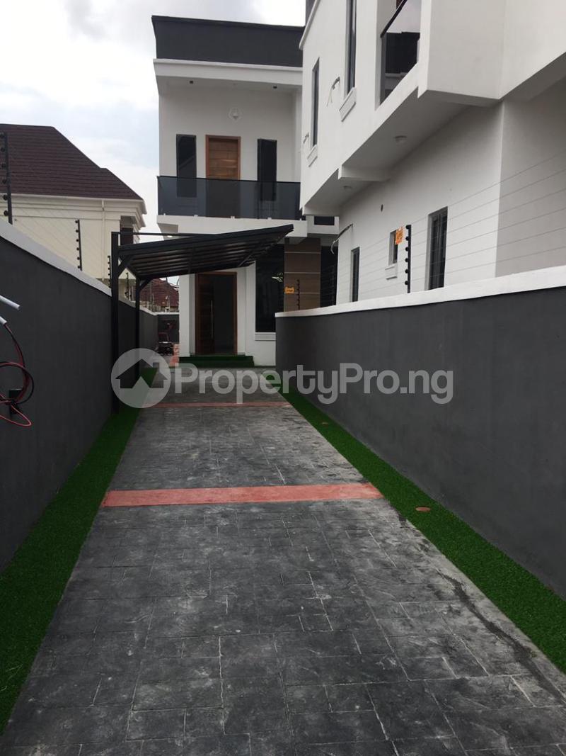 4 bedroom Detached Duplex for sale Thomas Estate Ajah Lagos - 24