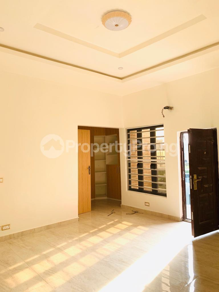 4 bedroom Semi Detached Duplex House for rent Ikota Lekki Lagos - 1