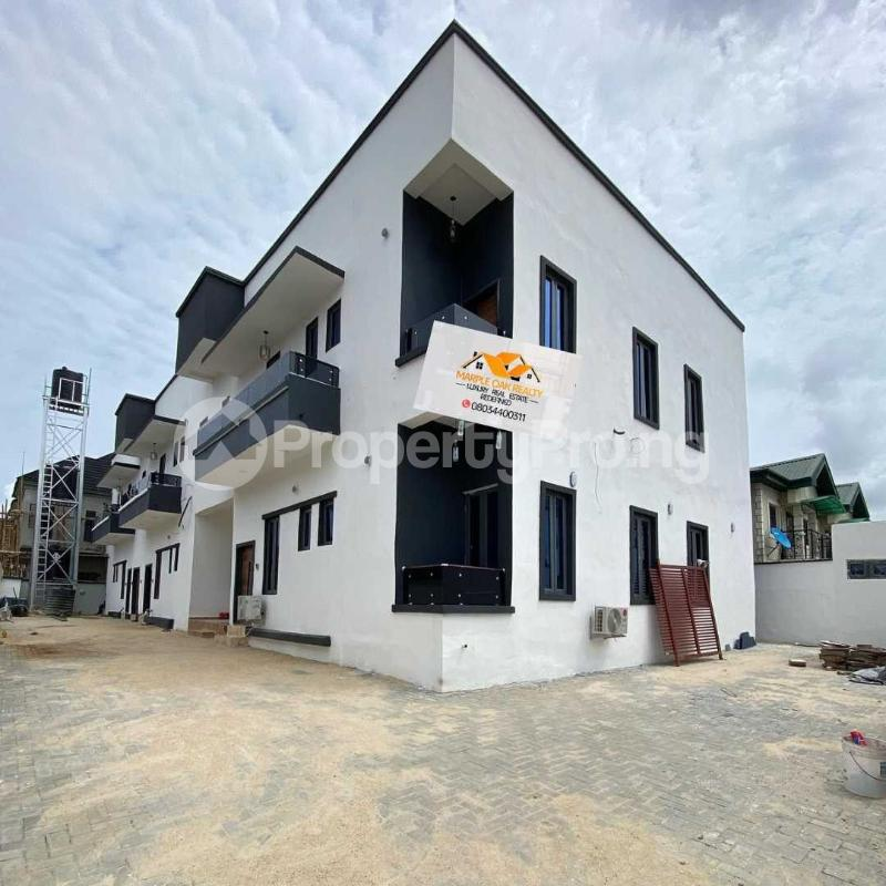 4 bedroom Semi Detached Duplex for sale Ikota Lekki Lagos - 0