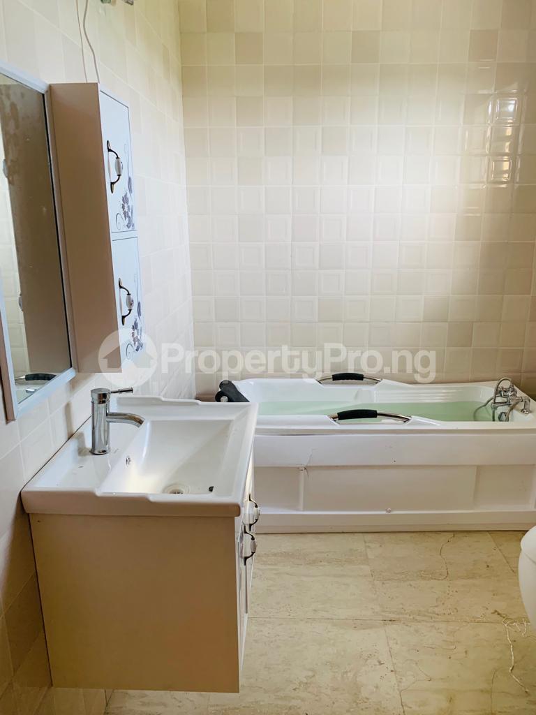4 bedroom Semi Detached Duplex House for rent Ikota Lekki Lagos - 5