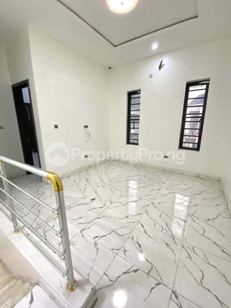 4 bedroom Semi Detached Duplex for sale Second Toll Gate chevron Lekki Lagos - 10