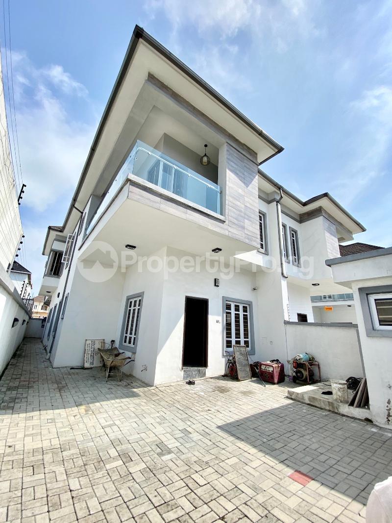 4 bedroom Semi Detached Duplex House for sale Ologolo Lekki Lagos - 16