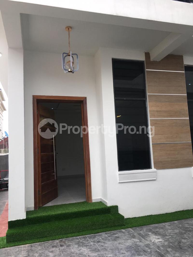 4 bedroom Detached Duplex for sale Thomas Estate Ajah Lagos - 16
