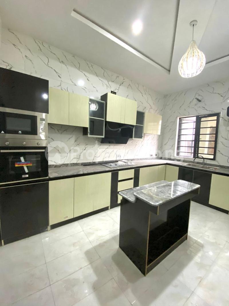 4 bedroom Semi Detached Duplex for sale Second Toll Gate chevron Lekki Lagos - 3