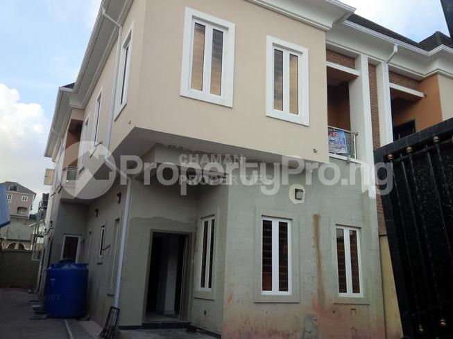 4 bedroom Semi Detached Duplex House for rent GRA Phase 2 Magodo GRA Phase 2 Kosofe/Ikosi Lagos - 1