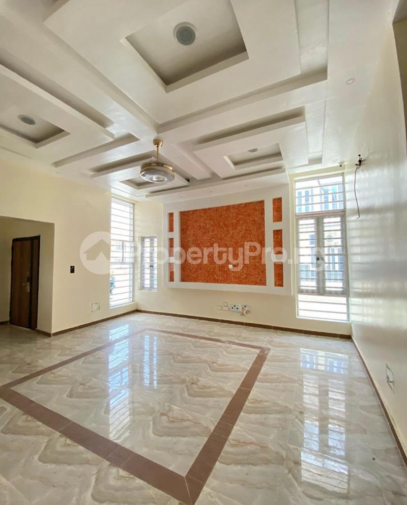 4 bedroom Semi Detached Duplex House for sale 2nd Tollgate Orchild Road Lakeview Estate Lekki Phase 2 Lekki Lagos - 1