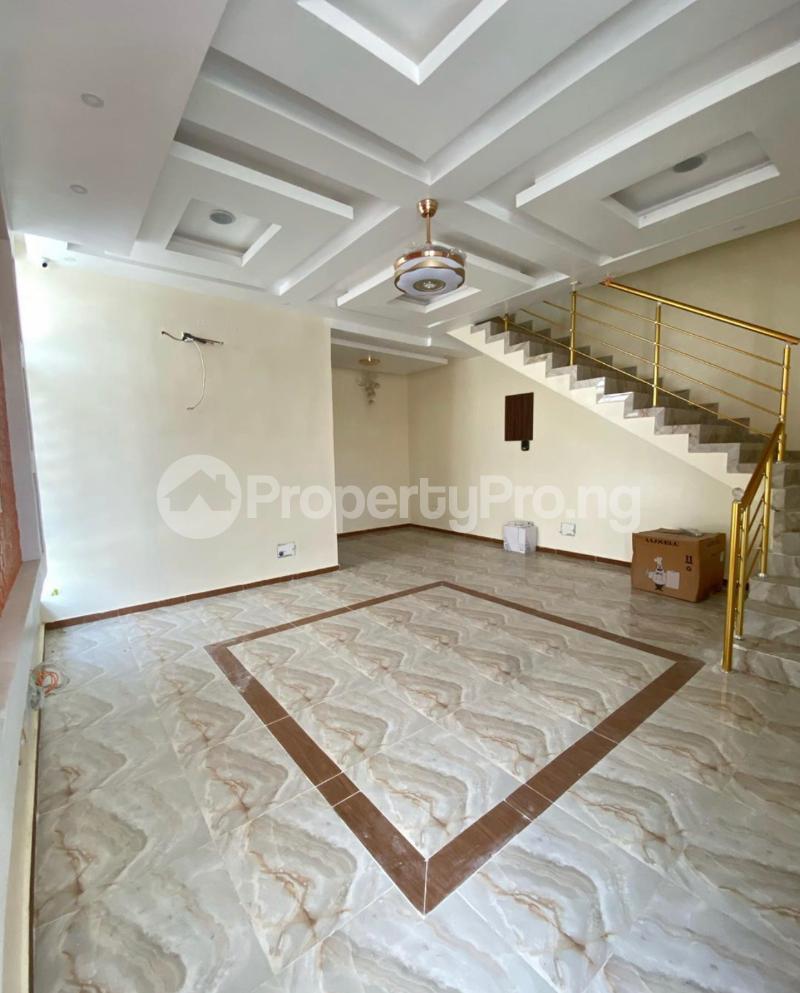 4 bedroom Semi Detached Duplex House for sale 2nd Tollgate Orchild Road Lakeview Estate Lekki Phase 2 Lekki Lagos - 2