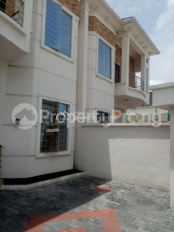 Semi Detached Duplex House for rent .... Igbo-efon Lekki Lagos - 0