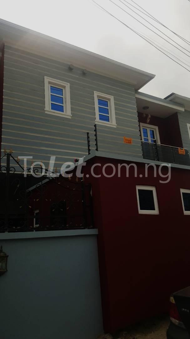 4 bedroom House for sale Olive Park Estate Sangotedo Ajah Lagos - 0