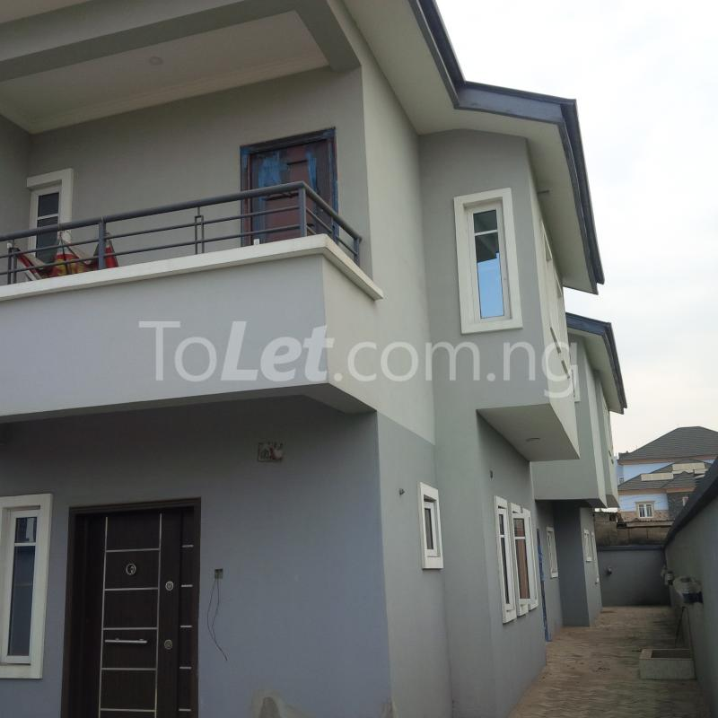 4 bedroom House for sale Private Estate Berger Ojodu Lagos - 0