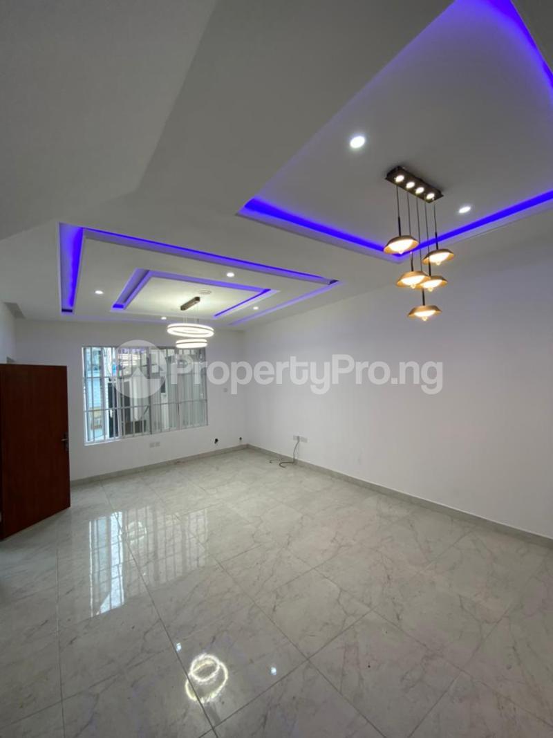 4 bedroom Semi Detached Duplex for sale Second Toll Gate chevron Lekki Lagos - 14