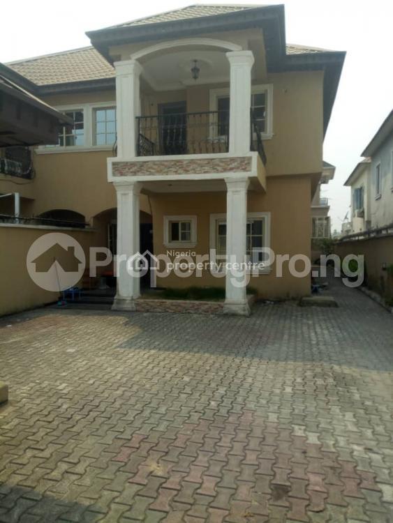 4 bedroom Semi Detached Duplex for sale Victory Estate Thomas estate Ajah Lagos - 1
