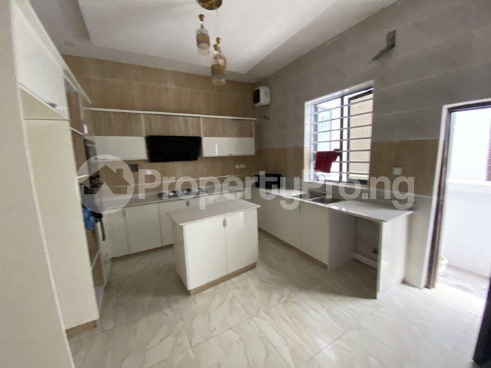 4 bedroom Semi Detached Duplex House for sale Oral Estate Lekki Lagos - 5