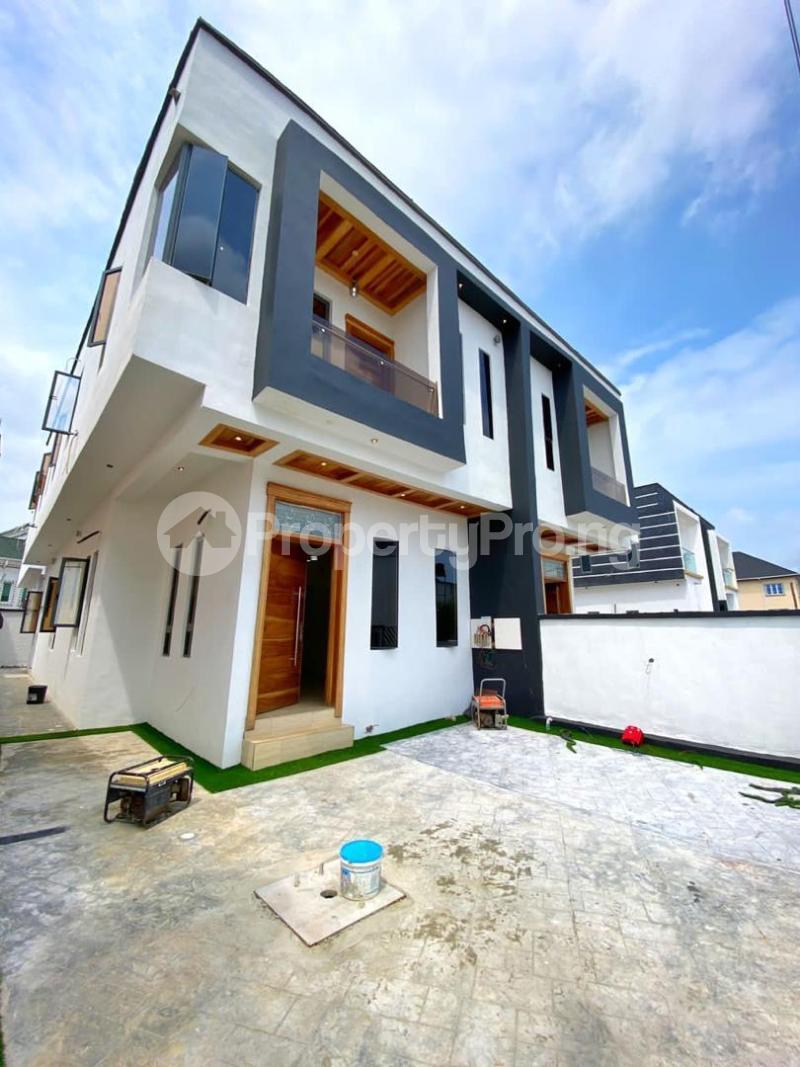 4 bedroom Semi Detached Duplex for sale Lekki Ajah Lagos - 0