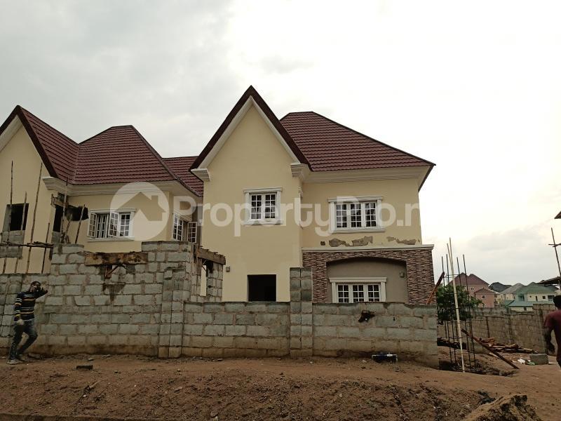 4 bedroom Semi Detached Duplex for rent S Guzape Abuja - 0