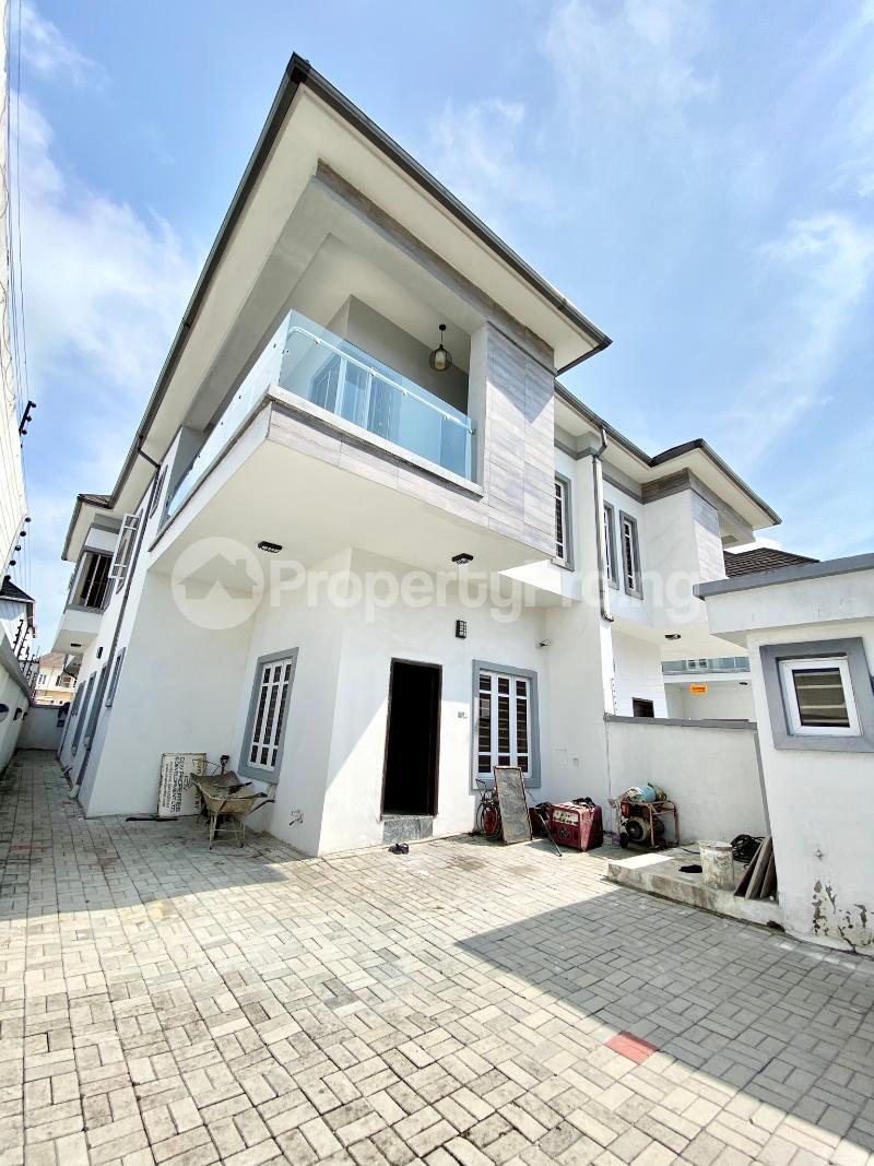 4 bedroom Semi Detached Duplex House for sale Ologolo Lekki Lagos - 17