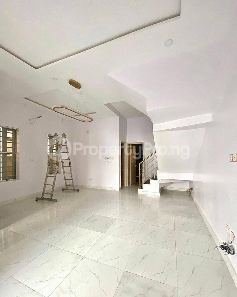 4 bedroom Semi Detached Duplex for sale chevron Lekki Lagos - 1
