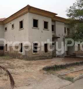 4 bedroom Semi Detached Duplex House for sale canan estate Life Camp Abuja - 0
