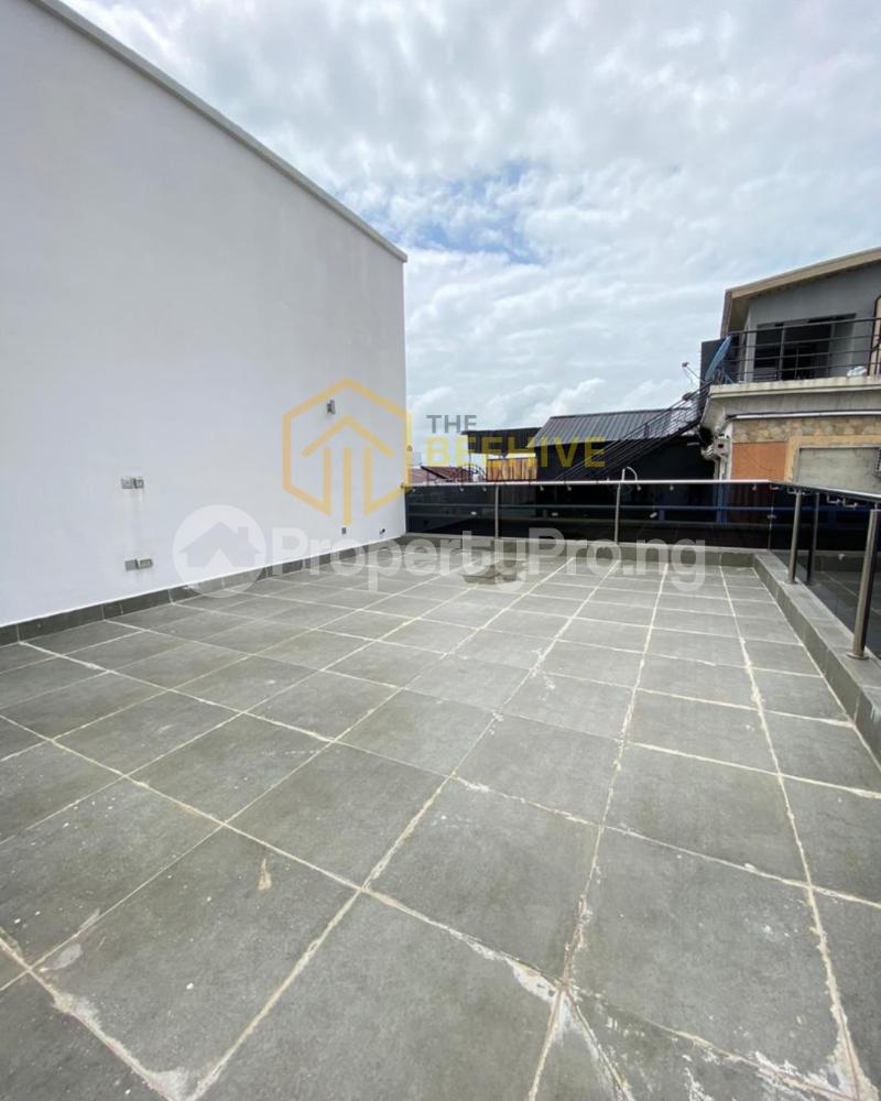 4 bedroom Semi Detached Duplex for sale Lekki Phase 1 Lekki Lagos - 9