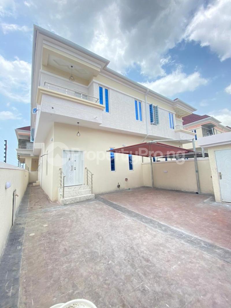 Semi Detached Duplex House for sale Ajah Lagos - 0