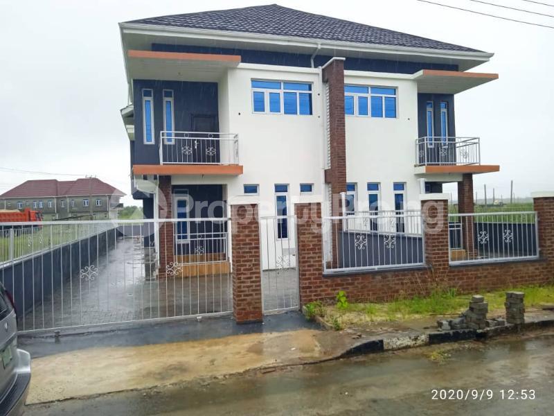4 bedroom Semi Detached Duplex House for sale Behind The Biggest Shoprite In Africa, Sangotedo Lekki Ajah. Sangotedo Ajah Lagos - 1