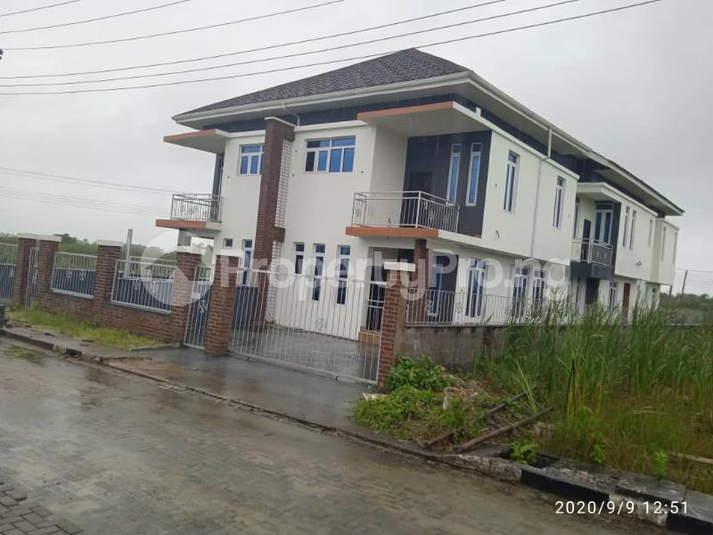 4 bedroom Semi Detached Duplex House for sale Behind The Biggest Shoprite In Africa, Sangotedo Lekki Ajah. Sangotedo Ajah Lagos - 0
