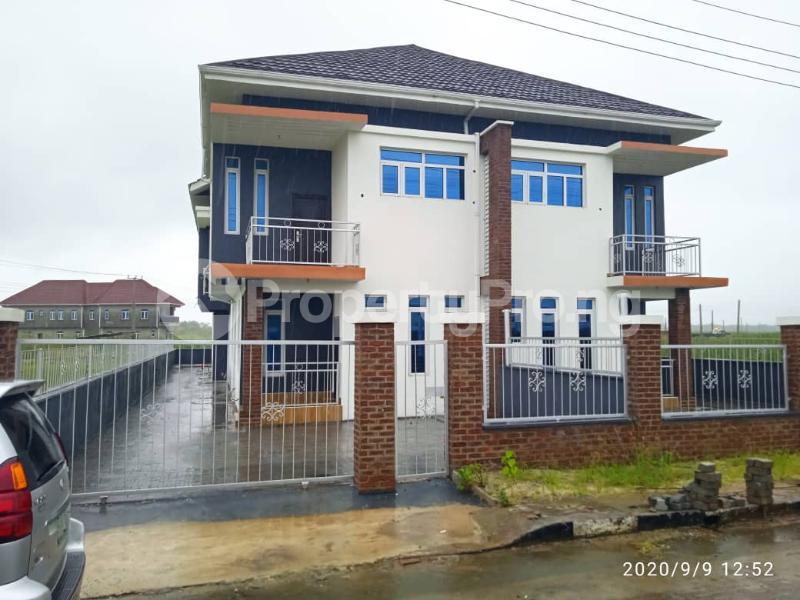 4 bedroom Semi Detached Duplex House for sale Behind The Biggest Shoprite In Africa, Sangotedo Lekki Ajah. Sangotedo Ajah Lagos - 2