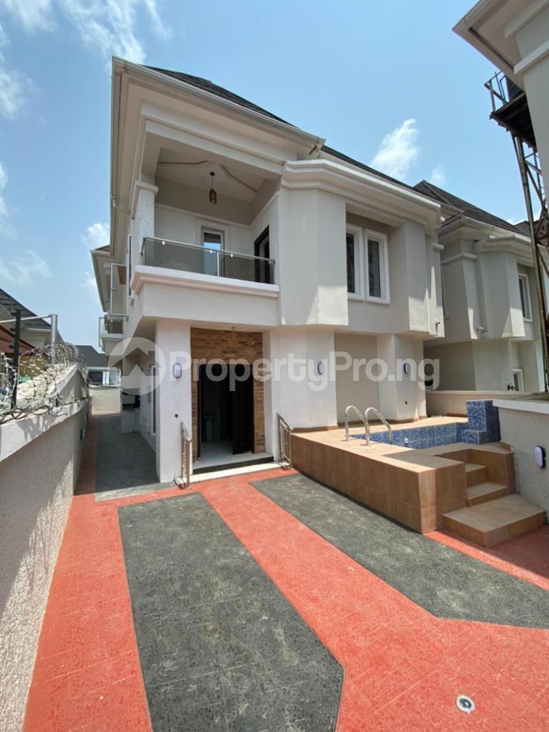4 bedroom Semi Detached Duplex for sale Ajah Lekki Ajah Lagos - 0