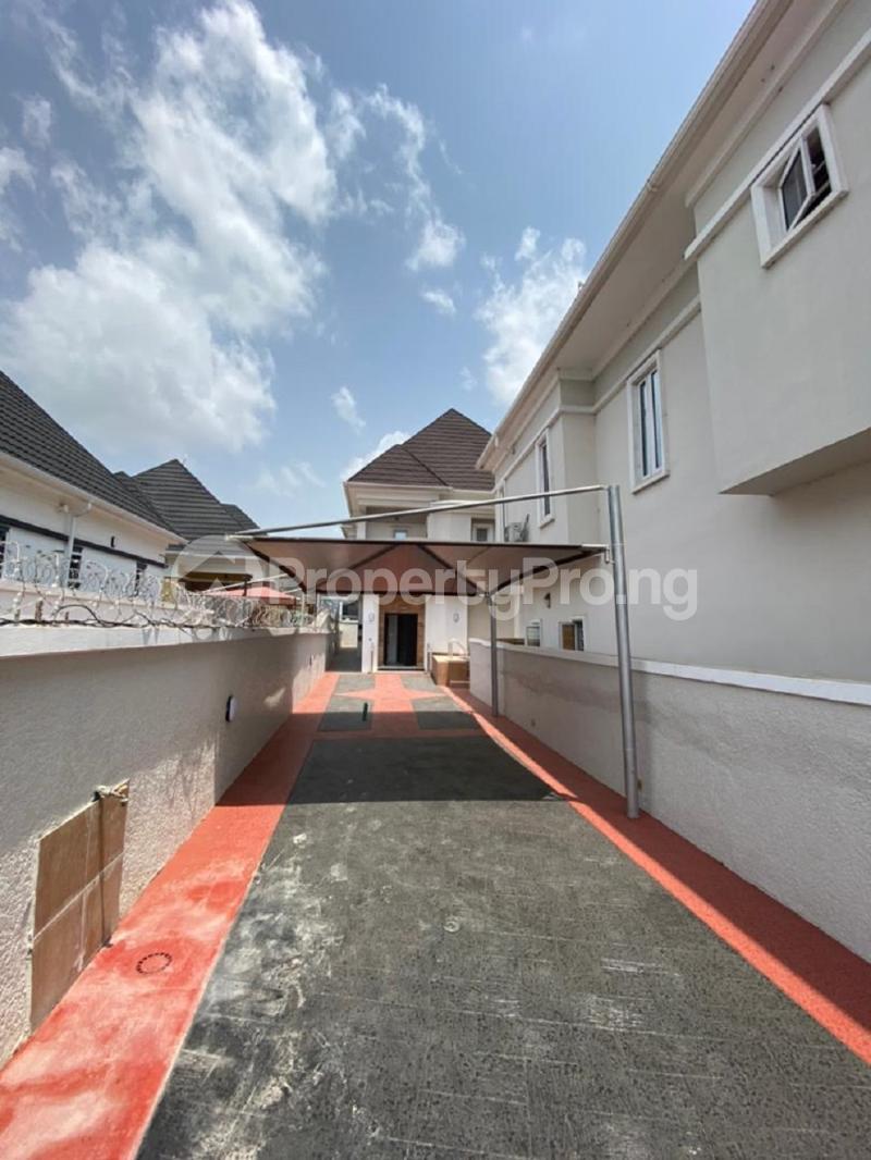 4 bedroom Semi Detached Duplex for sale Ajah Lekki Ajah Lagos - 1