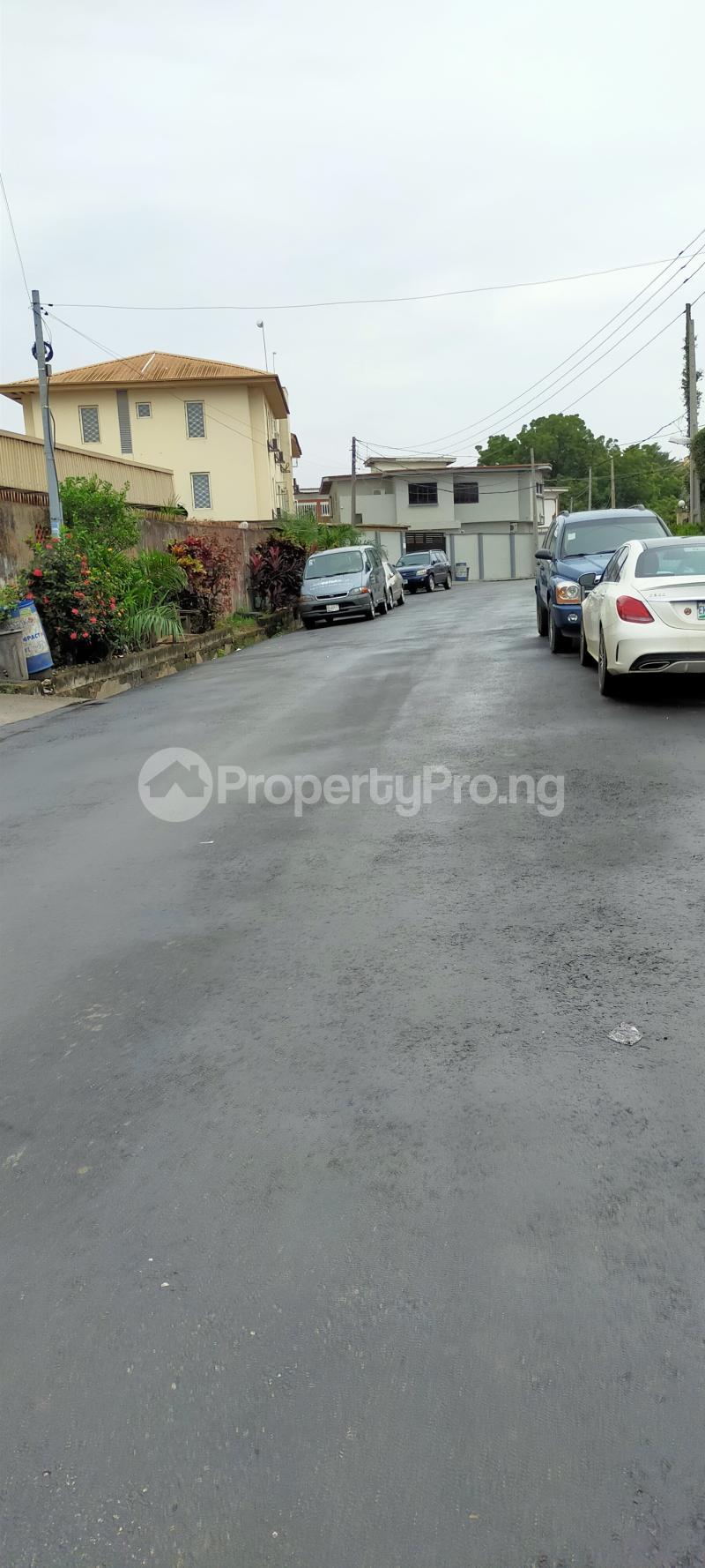 Semi Detached Duplex for sale Bamishele Estate Allen Ikeja Allen Avenue Ikeja Lagos - 1