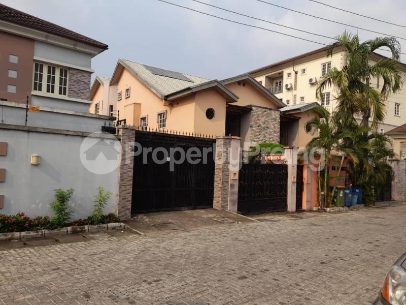 4 bedroom Flat / Apartment for rent Millennium Estate Gbagada Millenuim/UPS Gbagada Lagos - 1