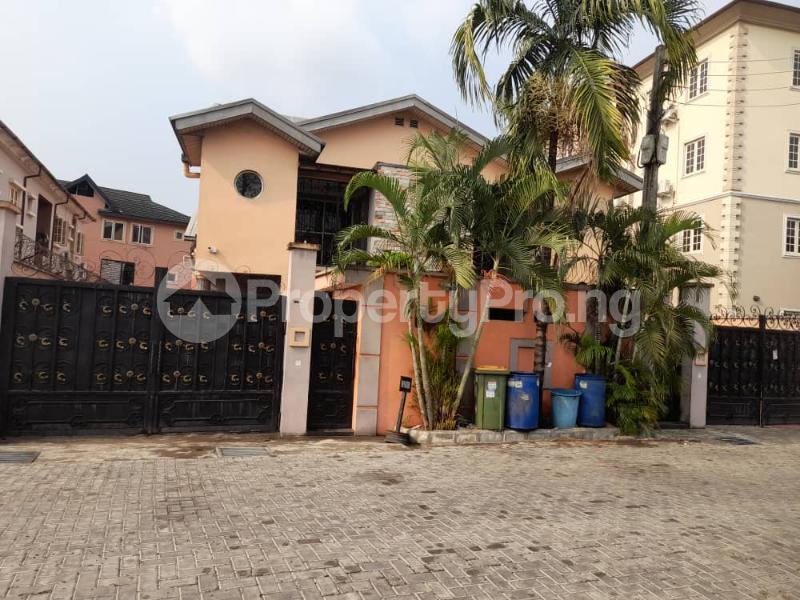 4 bedroom Flat / Apartment for rent Millennium Estate Gbagada Millenuim/UPS Gbagada Lagos - 2