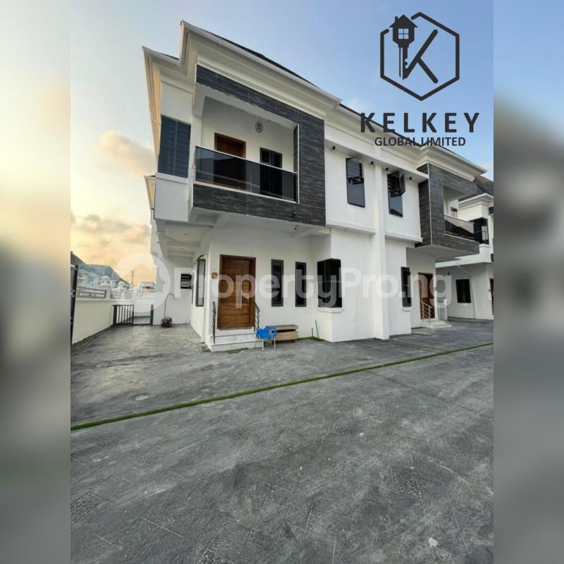 4 bedroom Semi Detached Duplex House for sale   Lekki Lagos - 0