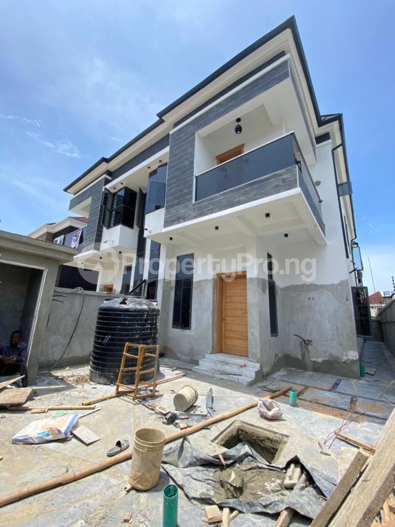 Semi Detached Duplex House for sale Idado Lekki Lagos - 0