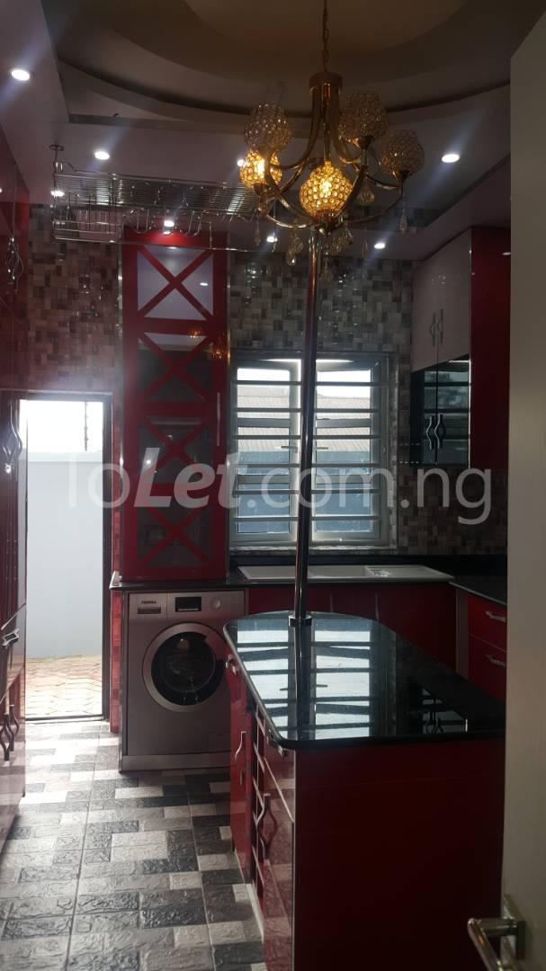 4 bedroom House for sale Olive Park Estate Sangotedo Ajah Lagos - 20