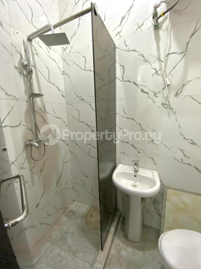 4 bedroom Semi Detached Duplex for sale Second Toll Gate chevron Lekki Lagos - 1