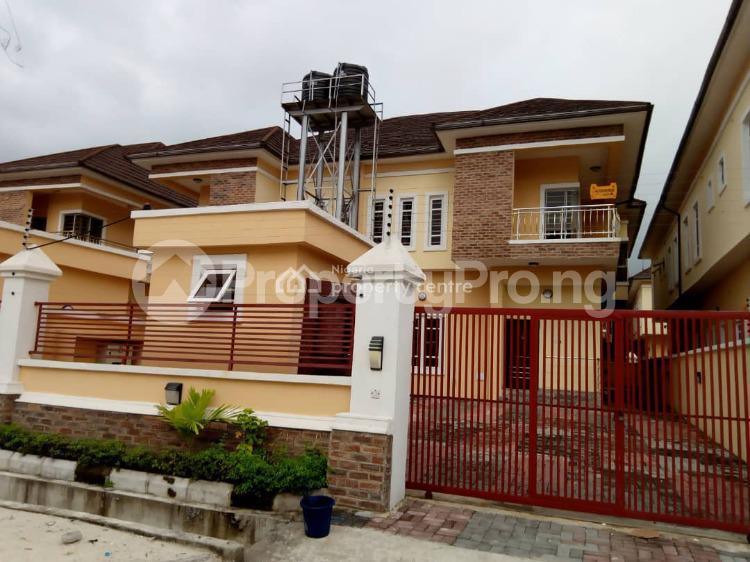 Semi Detached Duplex House for sale .... Ologolo Lekki Lagos - 0